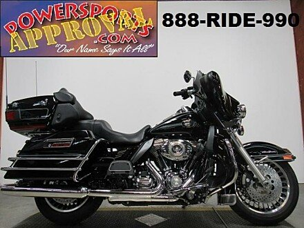 2011 Harley-Davidson Touring Ultra Classic Electra Glide for sale 200652973