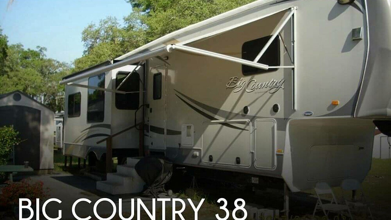 2011 Heartland Big Country for sale 300106551