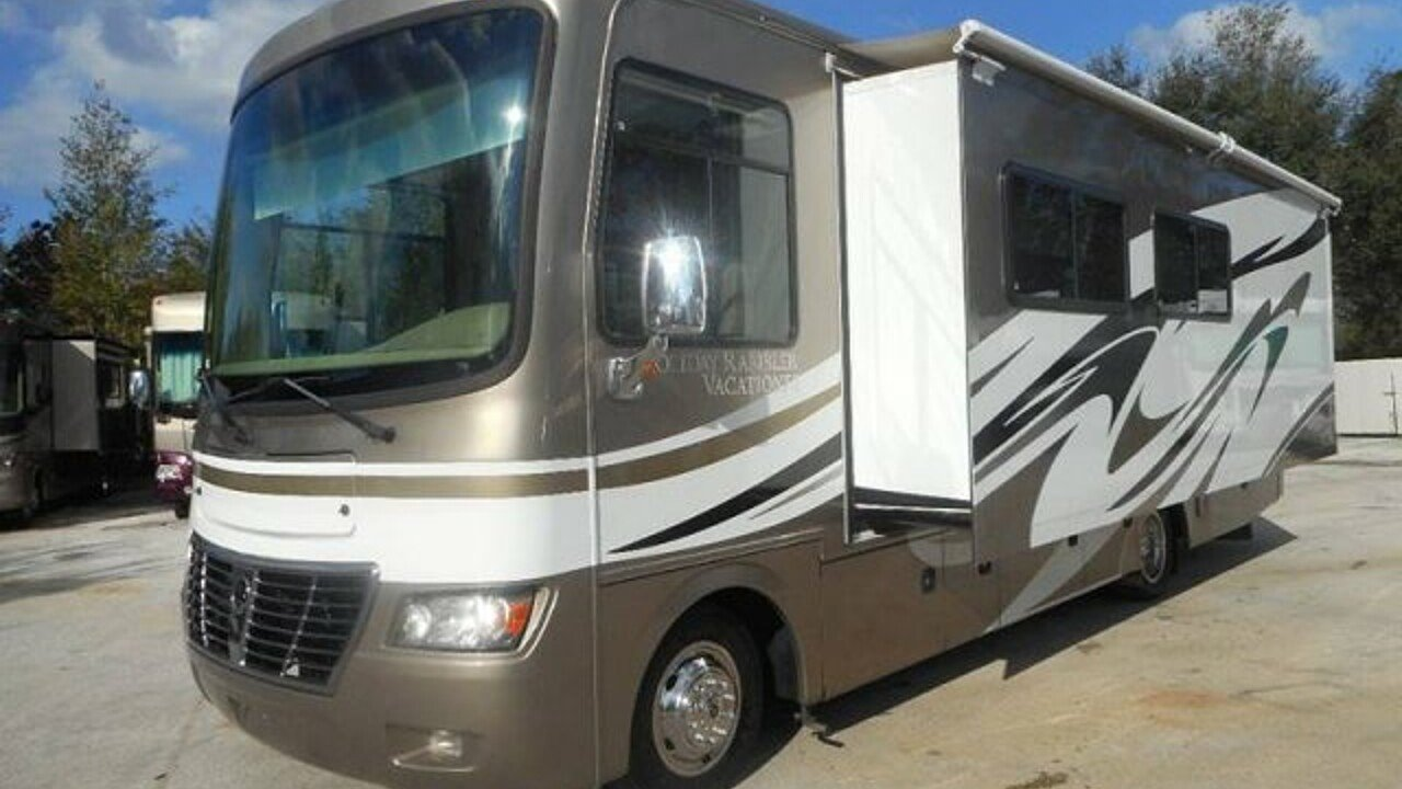 2011 Holiday Rambler Vacationer for sale 300154423