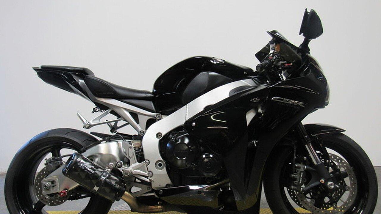 2011 Honda CBR1000RR for sale 200502831