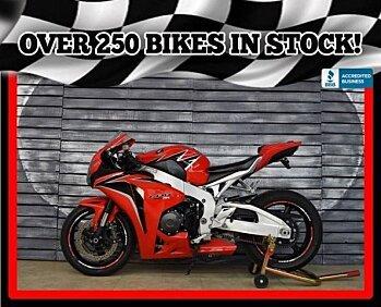 2011 Honda CBR1000RR for sale 200609536