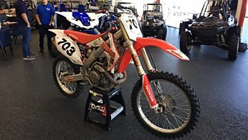 2011 Honda CRF450R for sale 200609468