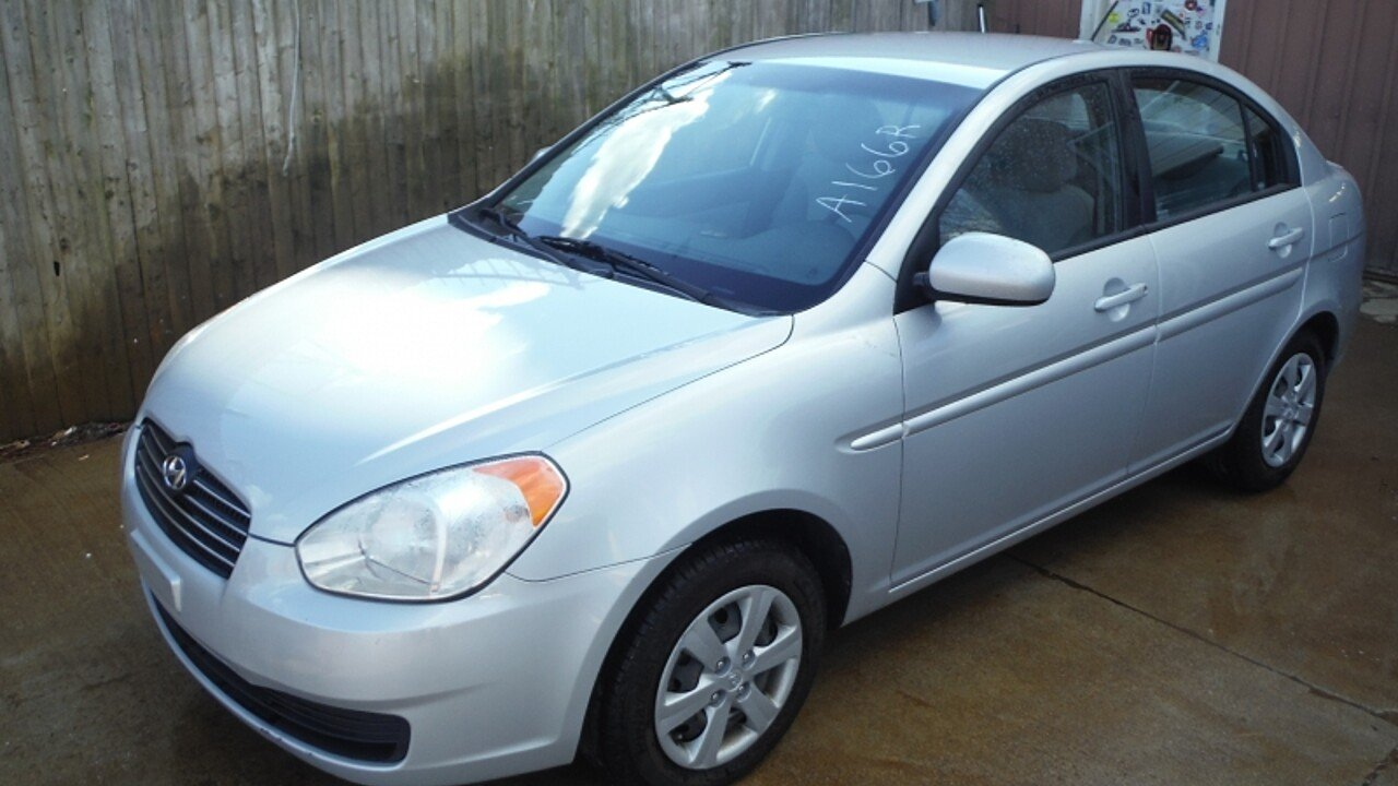 2011 Hyundai Accent for sale 100746053