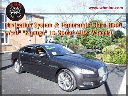 2011 Jaguar XJ Supercharged for sale 100925773