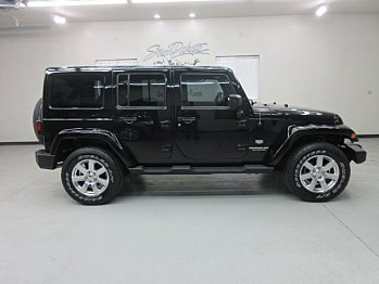 2011 Jeep Wrangler 4WD Unlimited 70th Anniversary for sale 100019853
