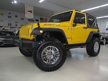 2011 Jeep Wrangler for sale 100837143