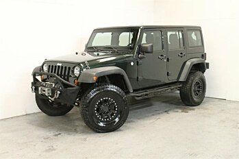 2011 Jeep Wrangler 4WD Unlimited Sport for sale 100956329