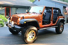 2011 Jeep Wrangler 4WD Unlimited Sport for sale 100894995