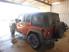 2011 Jeep Wrangler 4WD Unlimited Sport for sale 100905821