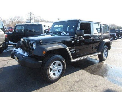 2011 Jeep Wrangler 4WD Unlimited Sport for sale 100928713