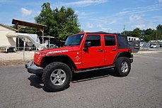 2011 Jeep Wrangler 4WD Unlimited Sahara for sale 100963218