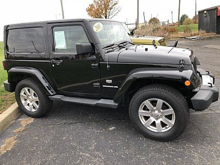 2011 Jeep Wrangler 4WD Sahara w/ 70th Anniversary for sale 101054805