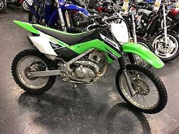 2011 Kawasaki KLX140L for sale 200523002