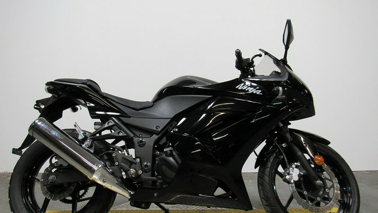 2011 Kawasaki Ninja 250R for sale 200598835