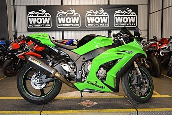 2011 Kawasaki Ninja ZX-10R for sale 200523060