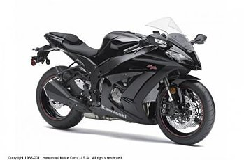 2011 Kawasaki Ninja ZX-10R for sale 200584599