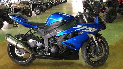 2011 Kawasaki Ninja ZX-6R for sale 200388098