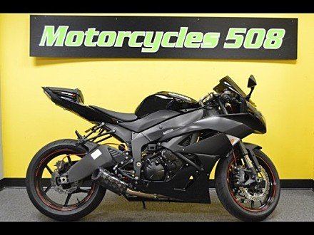 2011 Kawasaki Ninja ZX-6R for sale 200392791