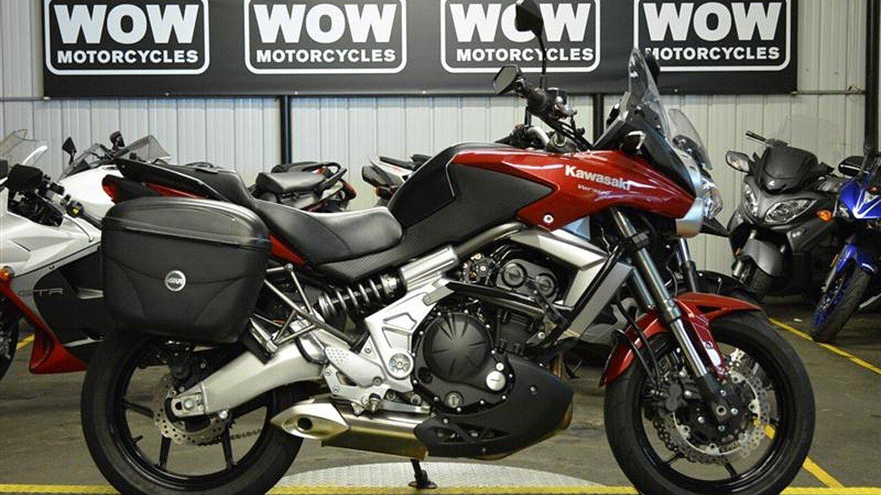 2011 Kawasaki Versys for sale 200476613