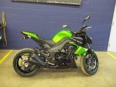 2011 Kawasaki Z1000 for sale 200559985