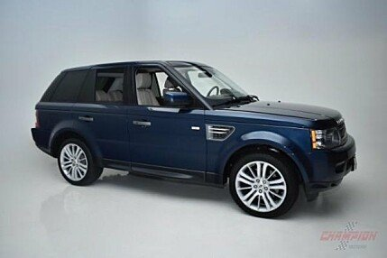 2011 Land Rover Range Rover Sport HSE LUX for sale 100888268