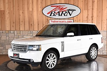 2011 Land Rover Range Rover Supercharged for sale 100993360