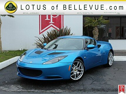 2011 Lotus Evora 2+2 for sale 100798461