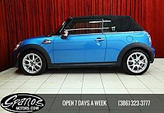 2011 MINI Cooper S Convertible for sale 100773833