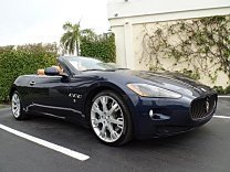 2011 Maserati GranTurismo Convertible for sale 100020922