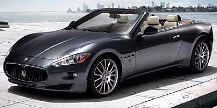2011 Maserati GranTurismo Convertible for sale 100782744