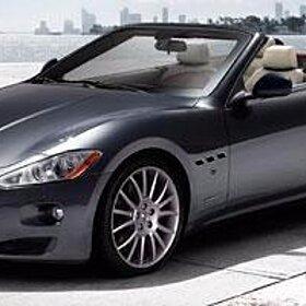 2011 Maserati GranTurismo Convertible for sale 100782744