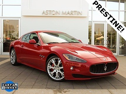 2011 Maserati GranTurismo S Coupe for sale 100899493