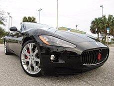 2011 Maserati GranTurismo Convertible for sale 100910899