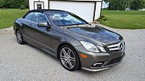 2011 Mercedes-Benz E550 Cabriolet for sale 100779558