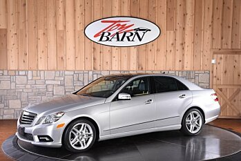 2011 Mercedes-Benz E550 4MATIC Sedan for sale 100904543