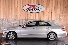2011 Mercedes-Benz E550 4MATIC Sedan for sale 100962938