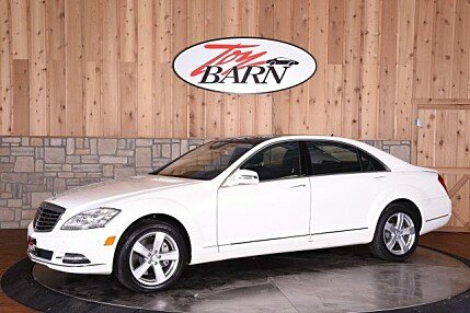 2011 Mercedes-Benz S550 4MATIC for sale 100839714