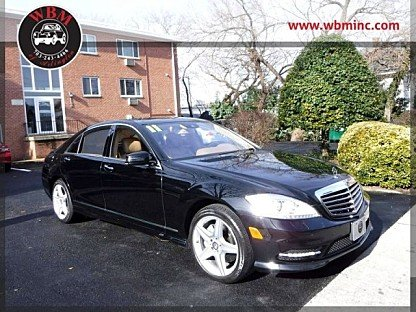 2011 Mercedes-Benz S550 4MATIC for sale 100840827