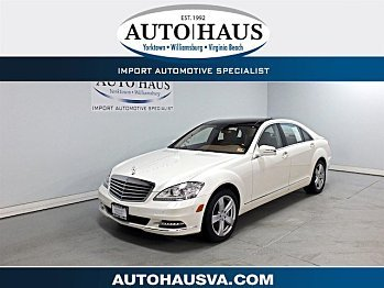 2011 Mercedes-Benz S550 4MATIC for sale 101048802