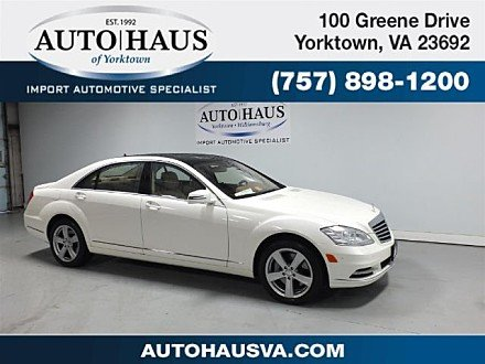 2011 Mercedes-Benz S550 4MATIC for sale 100929603