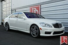 2011 Mercedes-Benz S63 AMG for sale 100847595