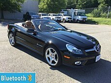 2011 Mercedes-Benz SL550 for sale 101018851