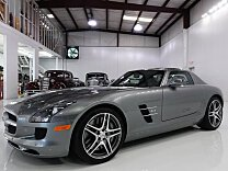 2011 Mercedes-Benz SLS AMG Coupe for sale 100774309