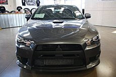2011 Mitsubishi Lancer Evolution GSR for sale 100946212