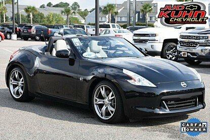2011 Nissan 370Z Roadster for sale 100790880