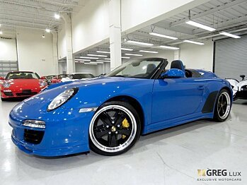 2011 Porsche 911 Cabriolet for sale 100942837