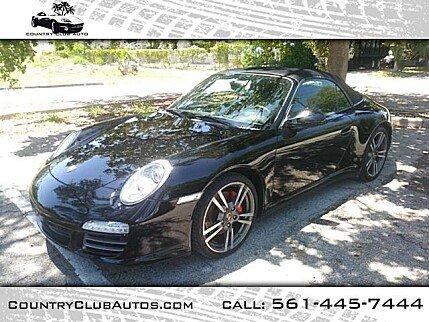 2011 Porsche 911 Cabriolet for sale 100979981