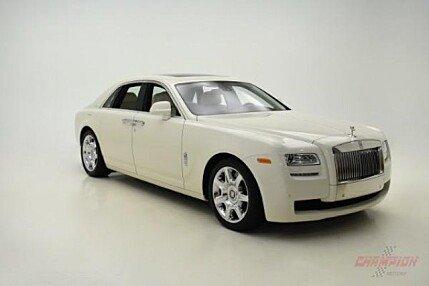 2011 Rolls-Royce Ghost for sale 100909434