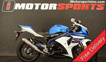 2011 Suzuki GSX-R1000 for sale 200474104