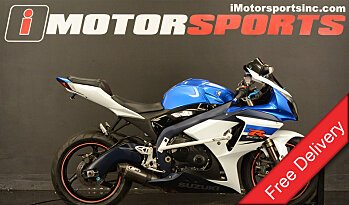 2011 Suzuki GSX-R1000 for sale 200500587